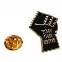 Pin de Solapa Black Lives Matter Symbol 25x20mm