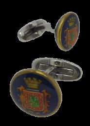 Gemelos de Camisa con Botones Originales Ayuntamiento de Granada Epoca Republica