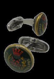 Gemelos de Camisa con Botones Originales Cuerpo de Telegrafos