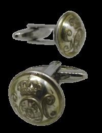 Gemelos de Camisa con Botones Originales Guardia Civil