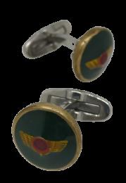 Gemelos de Camisa con Botones Originales Rokiski Aviación Española Mod 1