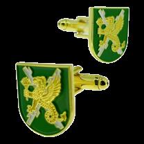 Gemelos de Camisa de la Fuerza Logistica Operativa