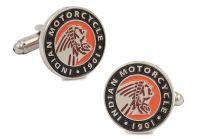 Gemelos de Camisa Indian Motorcycle 18mm