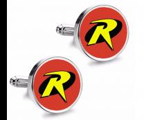 Gemelos de Camisa Magglass Robin Logo