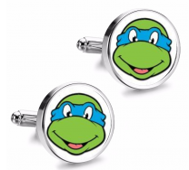 Gemelos de Camisa Magglass Tortugas Ninja Leonardo