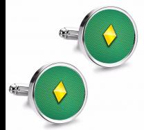 Gemelos de Camisa Magglass Vision Logo