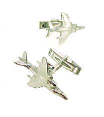 Gemelos para Camisa Avion Harrier Británico
