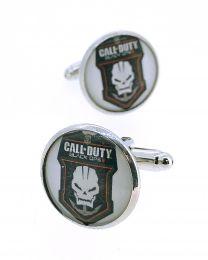 Gemelos para Camisa Call of Duty Black Ops
