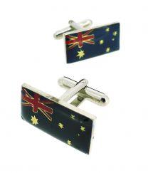 Gemelos para camisa de la Bandera Australia