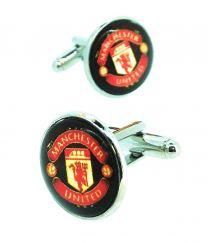 Gemelos para Camisa Escudo Manchester United FC