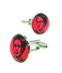 Gemelos para Camisa Frida Kahlo Modelo 2