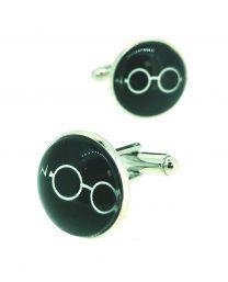 Gemelos para Camisa Gafas Harry Potter