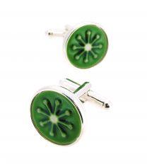 Gemelos para Camisa Kimu Runa de los Sueños Color Verde