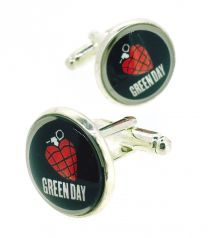 Gemelos para camisas Magglass Green Day