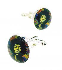 Gemelos para camisa Magglass Jimi Hendrix
