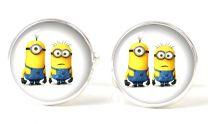 Gemelos Magglass Minions
