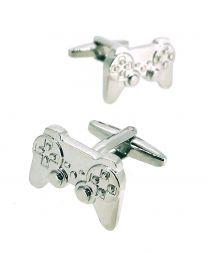 Gemelos para Camisa Mando Playstation Acero