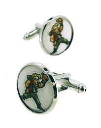 Gemelos para Camisa Metal Slug Personaje