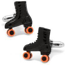 Gemelos para Camisa Roller Skate Patines