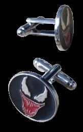 Gemelos para Camisa Venom 18mm