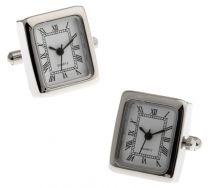 Gemelos Reloj de Cuarzo Modelo Classic Plated