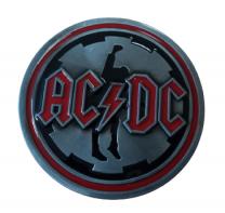 Hebilla AC&DC Rounded 8cm