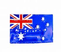 Hebilla de Cinturón Bandera Australia 9x6cm