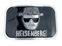 Hebilla de Cinturón Breaking Bad Heisenberg 9x6cm