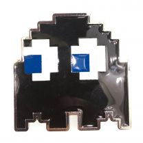 Hebilla de Cinturón Fantasma Pac Man 7,5x7,5cm