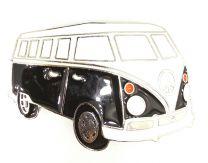 Hebilla de Cinturón Furgoneta Hippie Volkswagen 9,5x6cm