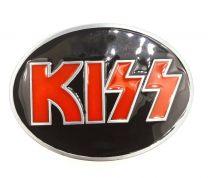 Hebilla de Cinturón Kiss 9 x7,5cm