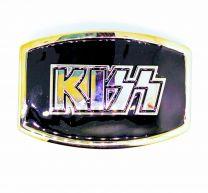 Hebilla de Cinturón Kiss 9x6cm