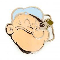 Hebilla de Cinturón Popeye 8cm