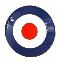 Hebilla de Cinturón RAF UK 8cm