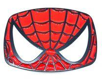 Hebilla de Cinturón Spiderman Modelo Rectangular 9x6,5cm