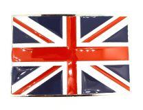 Hebilla de Cinturón Union Jack Flag 9x6cm