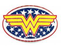 Hebilla de Cinturón Wonder Woman 10x6,5cm