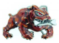 Hebilla de Cinturón Bulldog