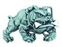 Hebilla de Cinturón Bulldog Acero