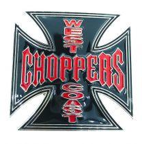 Hebilla de Cinturón Choppers West Coast