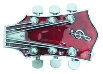 Hebilla de Cinturón Clavijero de Guitarra