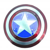 Hebilla de Cinturón Escudo Capitán América