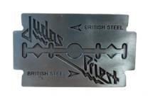 Hebilla Judas Priest 10x6cm
