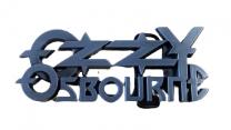 Hebilla Ozzy Osbourne 11x4cm