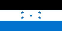 Bandera Honduras 90x150cm