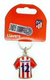 Llavero Atlético de Madrid Produto Oficial Aupa Atleti