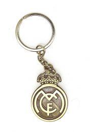 Llavero dos caras Real Madrid 3,5cm