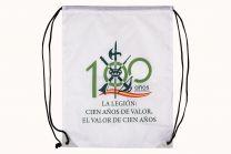Mochila 100 Años Legión Española Blanca