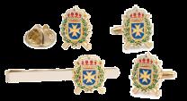 Pack del Escudo de la Inspección General de Sanidad de la Defensa
