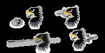Pack Completo del Escudo Jefatura de Información de la Guardia Civil 18 mm